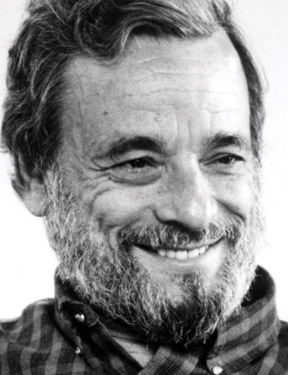 Broadway composer Stephen Sondheim